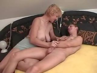 NastyPlace.org - Mom came to her young young woman
