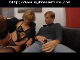 Čierne wemen majúce sex